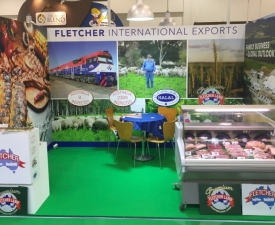 Australian Made - World Renowned_Singapore Trade Show Stand1